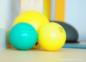 Impressionen aus der Praxis für Physiotherapie Nina Funk in Flensburg